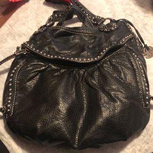 Large Black handbag